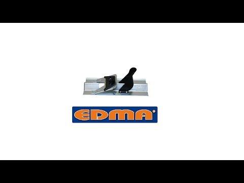 Edma rabot plaque de platre youtube - Enduit pour joint plaque de platre ...