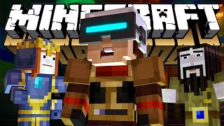 "Minecraft Story Mode: Episode 7 ""Access Denied"" FULL"