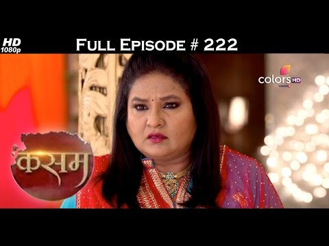 Kasam - 10th January 2017 - कसम - Full Episode (HD)