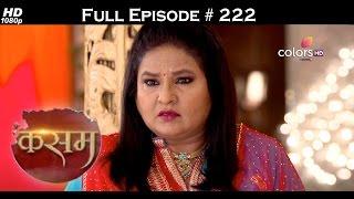Kasam - 10th January 2017 - कसम - Full Episode (HD)