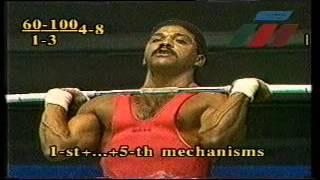 07 Специальные упражнения для толчка от груди от Николая Ге