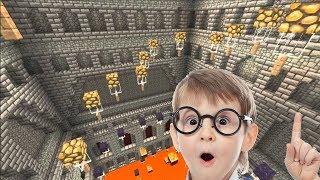 ПРОХОДИМ КАРТУ ОТ 6 ЛЕТНЕГО ПОДПИСЧИКА ТРОЛЛЯ! Minecraft