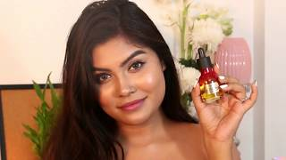 Download lagu Bodyshop Oils of life Instantly Revitalizing Facial Oil Review Winter Skincare Ishita Chanda MP3