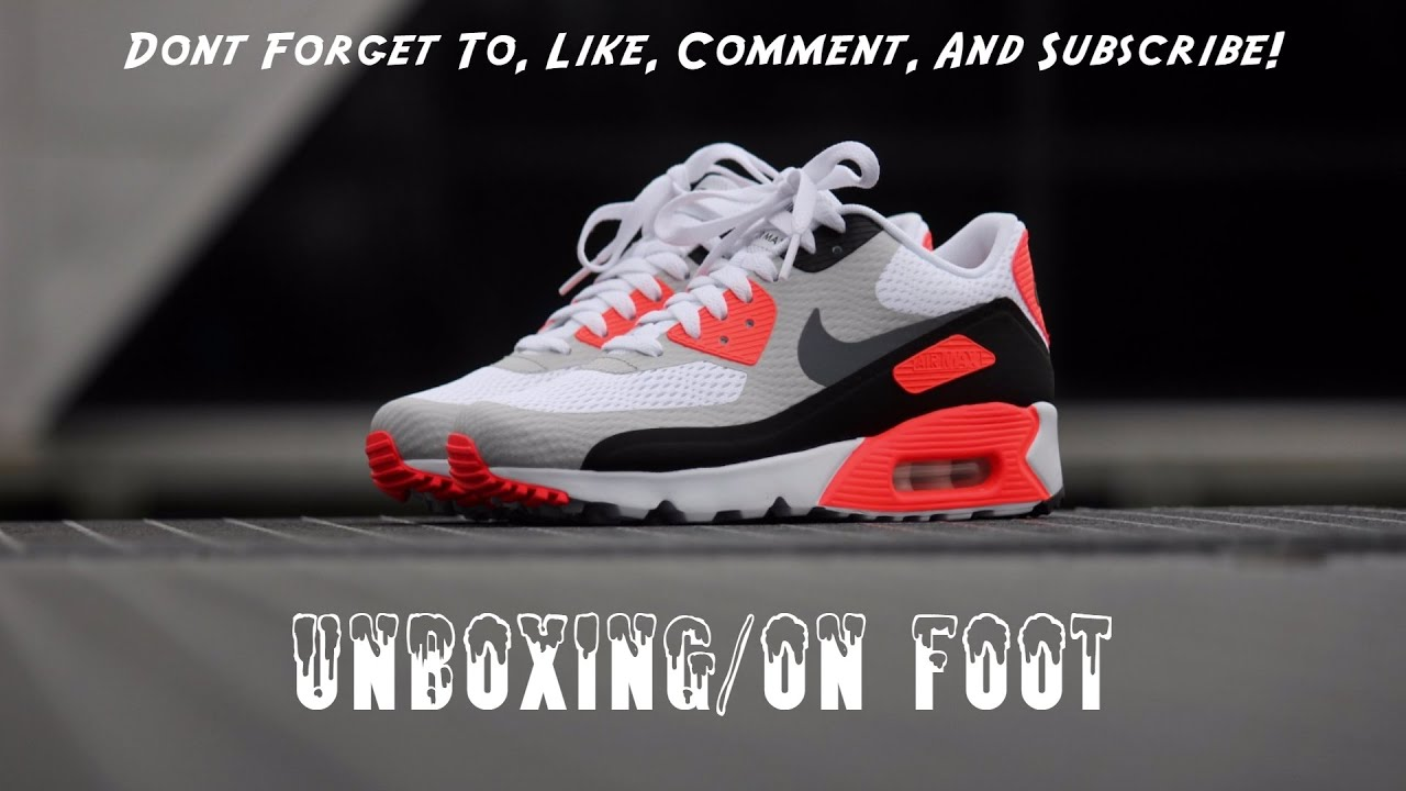 Nike Air Max 90 Ultra Infrared