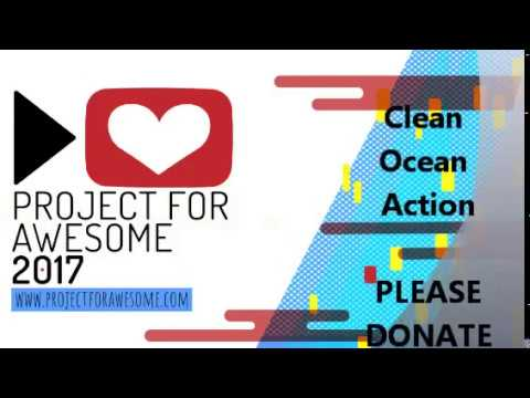 Clean Ocean Action Project for Awesome