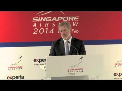 Singapore Airshow 2014 U.S. Business Forum: Closing Remarks