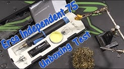Ersa Independent 75 Basic-Set Unboxing/Test | HD+ | Deutsch