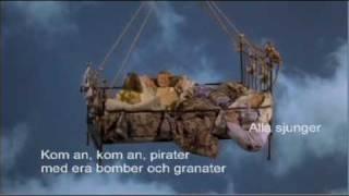 Pippi Långstrump - Kom an, kom an