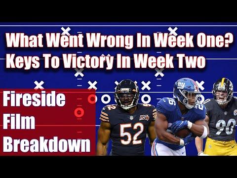 NY Giants: What Went Wrong In Week One? & Keys To Victory In Week Two (Film Breakdown)