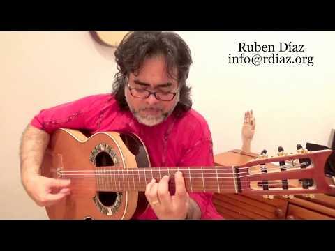 Agradecimiento a David Martinez  (experto en barniz)  Ruben Diaz guitarra flamenca