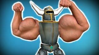 Руки базуки в Warcraft 3