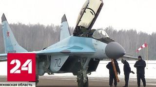 Новейший МиГ-35 впечатлил иностранцев