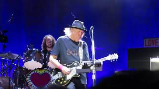 Neil Young & Promise of the Real  Munchen 2019-07-06 Milky Way