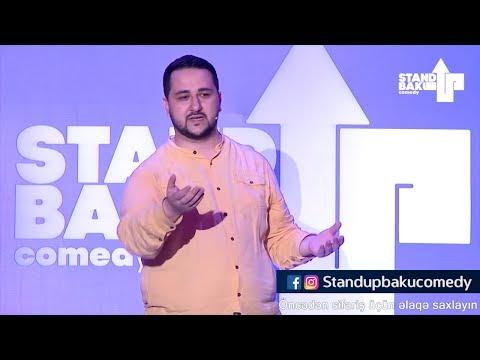 Cəmil Məmmədli (Stand UP Baku - 2-ci şou)