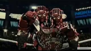 Музыка из фильма живая сталь.