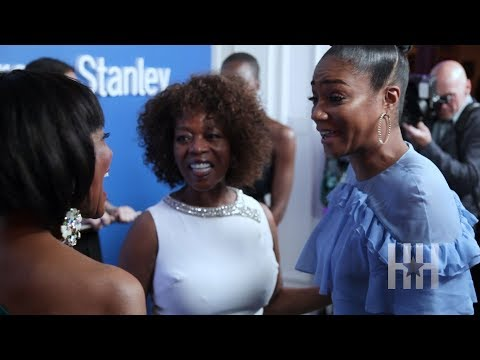 Tify Haddish, MJB And More Honored At Alfre Woodard's Annual Oscar Sistahs' Soiree