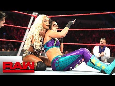 Bayley vs. Alicia Fox: Raw, Dec. 10, 2018