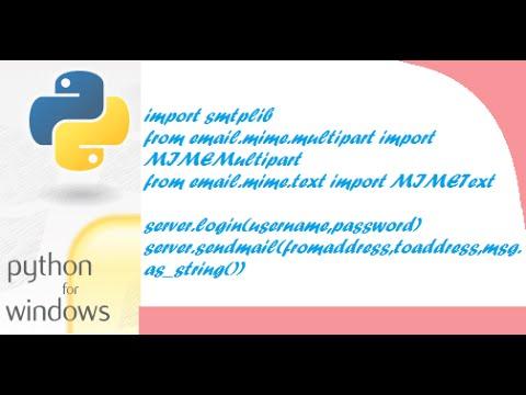 Python и отправка почты через прокси - Python - CyberForum ru