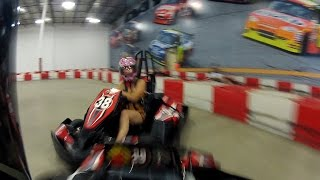GoKarting Kat + Crash