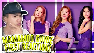 FIRST TIME REACTING TO INTRODUCING MAMAMOO!![REACTION]
