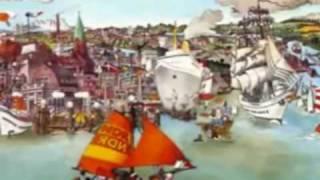 Der NDR Pausenfilm mit Klaus Weiland Interview - Das Loch in der Banane -