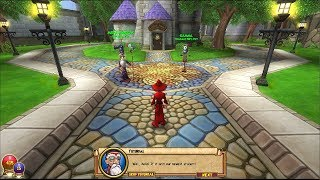 Wizard101: Updated Character Creation & Game Tutorial (NEW GRAPHICS!)