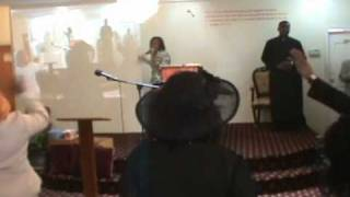 Miracle Deliverance ...First Lady Maxwell Praise Break