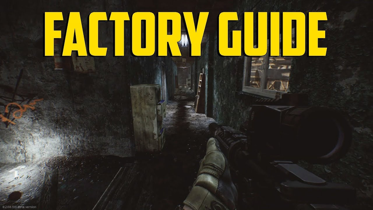 escape from tarkov newbie guide