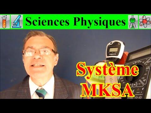 systeme mksa