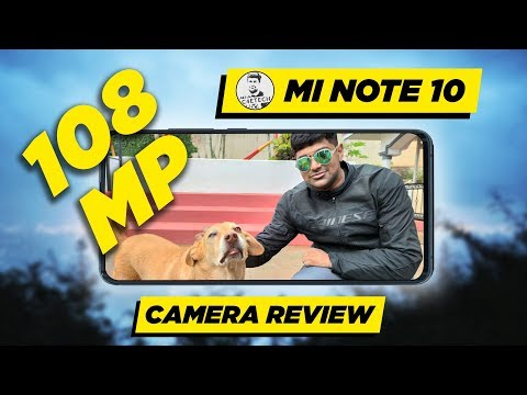 108MP Mi Note 10 - Worth the Hype? Penta Camera Review! (Xiaomi Mi CC9 Pro)