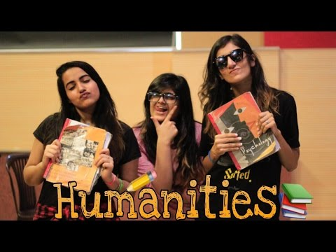When You're A Humanities Student!
