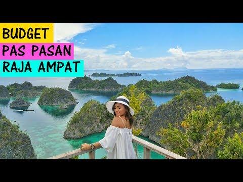 Travel Vlog: Raja Ampat Budget 1 Jutaan!!!