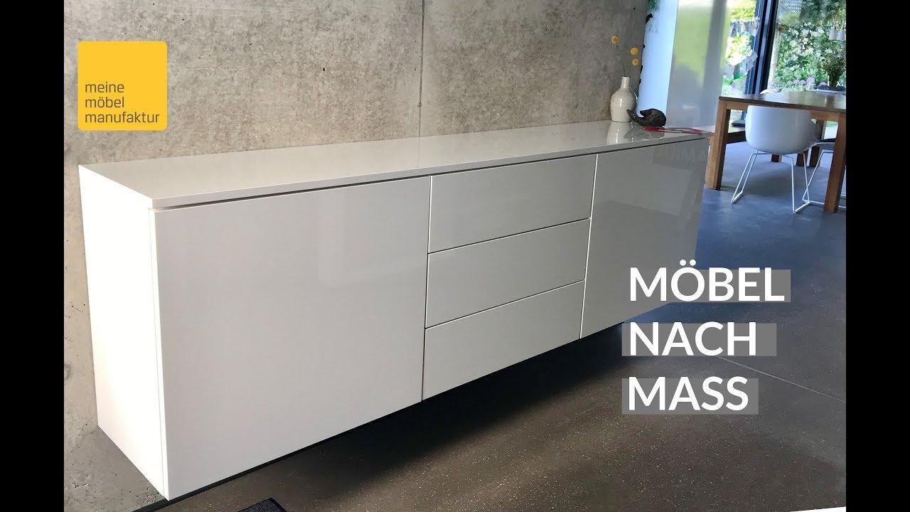 Möbel nach Maß | meine möbelmanufaktur