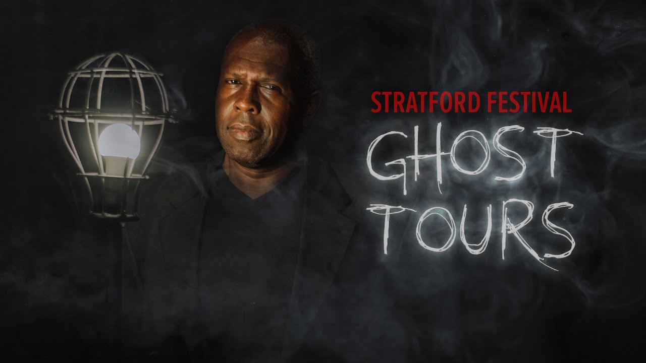 Stratford Festival Ghost Tours [Official Trailer] | STRATFEST@HOME