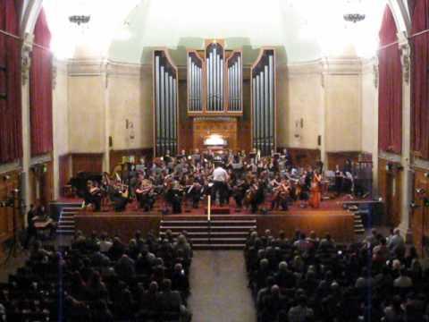 Bangor University Music Society Orchestra - Night on Bald Mountain