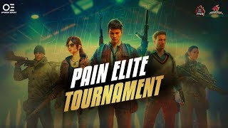 PAIN ELITE TOURNAMENT | MANAGED BY OFFSIDER ESPORTS | POWERED BY PAIN