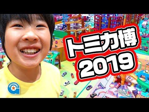 トミカ博 in OSAKA 2019 に行ってきましたがっちゃん