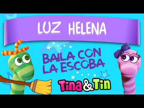 tina y tin + luz helena (Personalized Songs For Kids) #PersonalizedSongs
