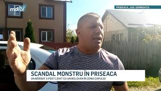SCANDAL MONSTRU IN PRISEACA   YOUTUBE