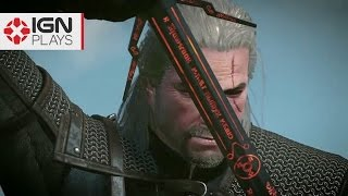 this is how skills work in the witcher 3 ign plays live