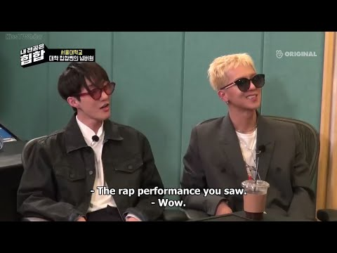 My Major Is Hip-Hop Episode 1 English Subtitle