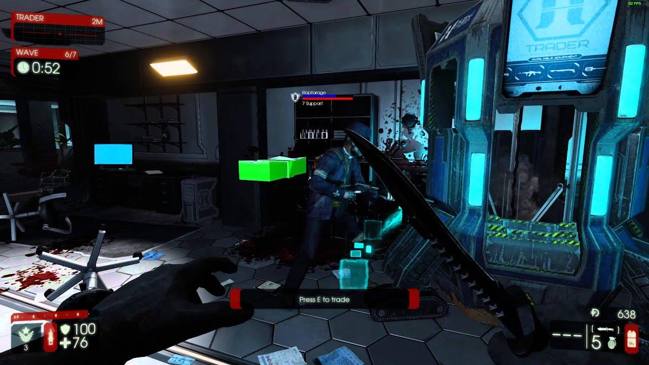 Killing Floor 2 Player Co Op You