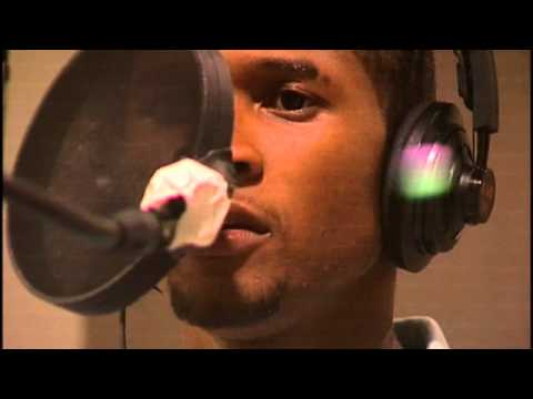 "Celebrity News and Gossip - Even Usher's Sneezes Are Sexy! Remixing ""You'll Be In My Heart"""