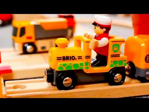Trenes infantiles - Trenes y Autos - Carritos para niños - Coches infantiles - Trains for kids