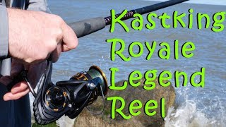 Best Baitcasting Reel   The Ultimate Kastking Royale Legend Review (2018) NEW Reel