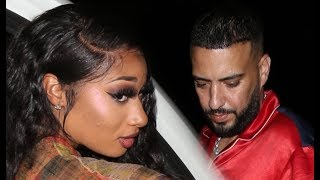 Megan Thee Stallion Takes French Montana On Date After Release From Hospital