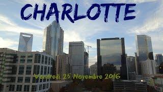 [ Vlog Charlotte ] Direction la Caroline du Nord