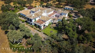 Spectacular Hunting Estate in the Sierra Norte, Andalusia, Spain