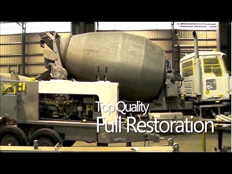 Used Concrete Pumps for Sale   Refurbished Trailer & Boom Pumps
