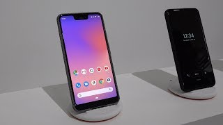 Pixel 3 XL: First Impressions (MUCH BETTER SCREEN)